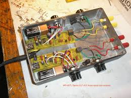 Wildfire Band Bremen by Wr 9stl Stereo Loop Vlf Receiver Listening Guide Natural Vlf
