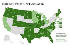 Marijuana Legalization Map Despite Widespread State Action U201cpatent Troll U201d Cases Grow