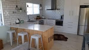kirsty and phillip u0027s kitchen renovation kaboodle kitchen