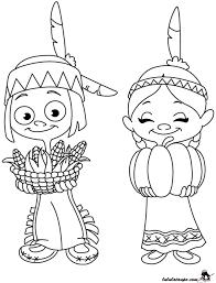 coloriage à imprimer les indiens lulu la taupe jeux gratuits