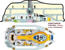 star trek enterprise floor plans capt yatch yate del cap 2 by godstaff deviantart com on