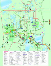 map of kissimmee popular attractions in kissimmee florida map kissimmee fl mappery