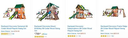 Amazon Backyard Playsets by Swing Sets Utah U2013 5 Featured Suppliers To Choose From Swing Set