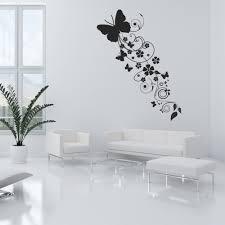 wallstickers folies flower butterflies wall stickers flower butterflies wall stickers