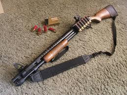 shotgun federal us police weapons pinterest military life