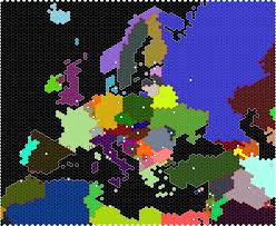 European Map Game by Hexagon Europe By Soaringaven On Deviantart