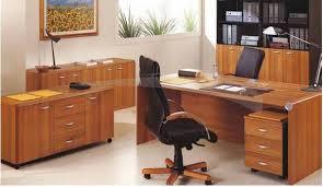 bureau president bureau président avec bibliothèque en bois acajou détails et