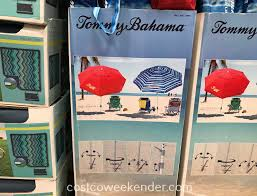 Tommy Bahama Beach Chairs At Costco Tommy Bahama 7ft Round Beach Umbrella Costco Weekender