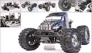 nitro rc monster truck for sale 1 8th exceed rc mad beast nitro powered monster truck almost ready