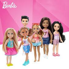 aliexpress buy 1 pcs original mini barbie club chelsea doll