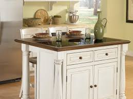 Wood Top Kitchen Island Kitchen Island 62 Small Black And White Kitchen Island With