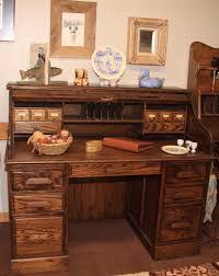 vintage roll top desk value photo gallery estate collectables