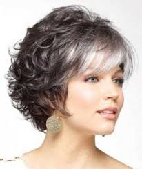 perm for grey hair short permed grey hair 80 best short hairstyles for 2015 short