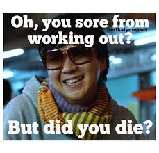 Exercising Memes - well did you humor pinterest motivation gym humour and