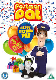 happy birthday postman pat dvd amazon uk dvd u0026 blu ray