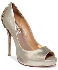 Wedding Shoes Macys Badgley Mischka Buzz Pumps All Women U0027s Shoes Shoes Macy U0027s