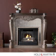holly u0026 martin oakhurst gel fireplace burnt oak freestanding