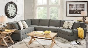 Rooms To Go Sofas And Loveseats by Sectional Sofa Sets Large U0026 Small Sectional Couches