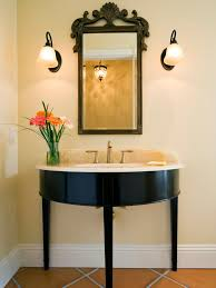 Modern Powder Room Redecorating A Powder Room On A Budget Hgtv