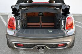 nissan convertible hardtop 2016 mini cooper s convertible first drive automobile magazine