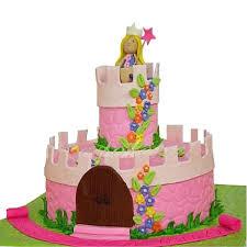 send 6lbs princess castle cake redolence bake studio