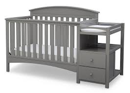 Delta Crib And Changing Table Delta Children Abby Convertible Crib N Changer
