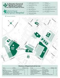 General Hospital Floor Plan Campus Maps