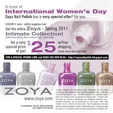 zoya nail polish blog zoya nail polish international women u0027s day