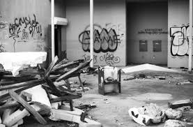 Abandoned 6 Flags File Six Flags New Orleans Restrooms Every Road Goes Somewhere Jpg