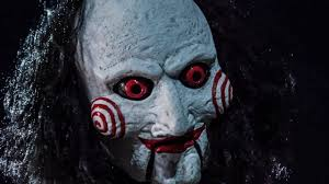 jigsaw killer scare prank