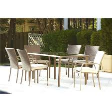 patio table set clearance furniture conversation sets for dining