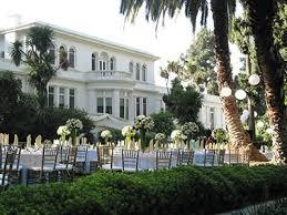 wedding venues pasadena fenyes estate garden at pasadena museum of history pasadena