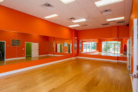 group training room befit health studio