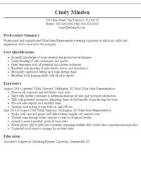 Outside Sales Resume Sample by Resume For An Outside Sales Rep