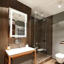Backlit Mirror Bathroom by Dimmable Backlit Mirror Rectangle 42 X 42 Backlit Mirror