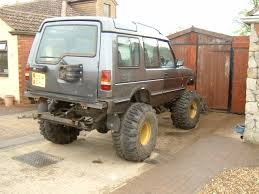 land rover dakar fitting 35 inch tyres