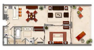 in suite floor plans seaside cabo san lucas suites grand solmar land s end resort spa