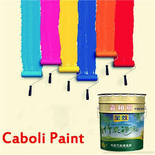 caboli china factory directly sell concrete waterproof paint color