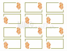 place cards templates eliolera com