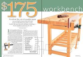 Woodworking Bench Plans Pdf by Bob Key Workbench Pdf Plans Building A Wooden Bar No1pdfplans