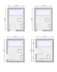 design bathroom layout the 5 by 5 layout makes the most sense for the garage