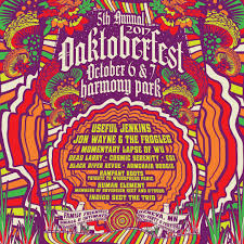 5th annual oaktoberfest at harmony park music gardenmjg productions