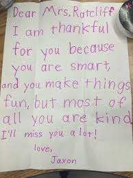 i am thankful for writing paper teaching little miracles may 2016 final thoughts