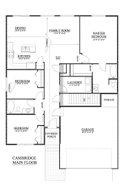 Home Floor Plans Mn The Cambridge Basement Floor Plans Listings Viking Homes