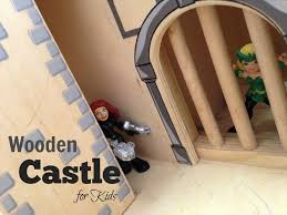 melissa and doug medieval castle top toys