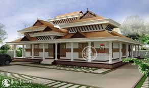 home design kerala traditional nalukettu double floor kerala home design