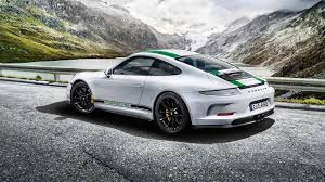 911 Gt3 Msrp 2017 Porsche 911 R Review