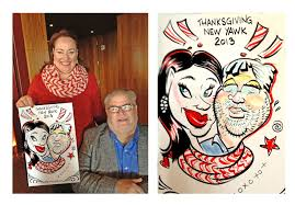 caricatures by alison gelbman