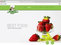 free responsive html5 bootstrap restaurant template