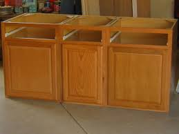 tranforming kitchen cabinets into an entertainment center